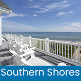 Vacation Rentals Southern Shores, Outer Banks, NC | Carolina Designs