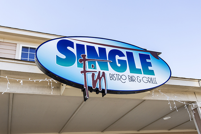 Single Fin Bistro Bar & Grille