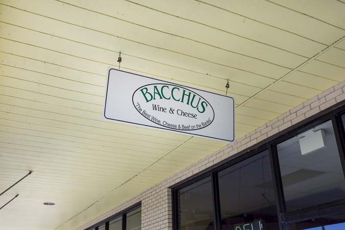 Bacchus Wine and Beer Bistro