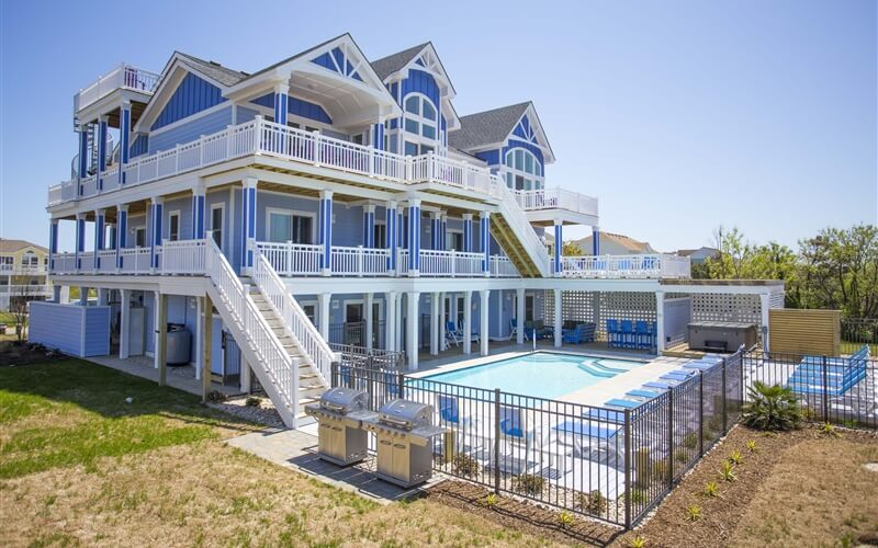 12 Bedroom Outer Banks Vacation Rentals