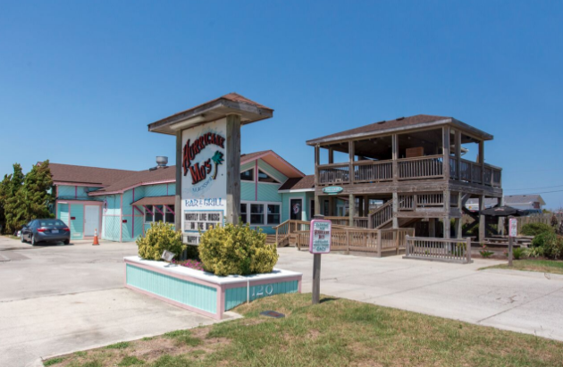 Hurricane Mo's Beachside Bar and Grill