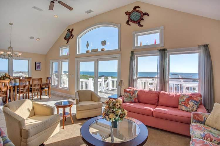 13 Bedroom Outer Banks Vacation Rentals