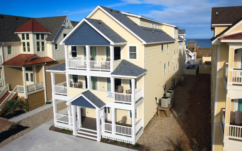 15 Bedroom Outer Banks Vacation Rentals