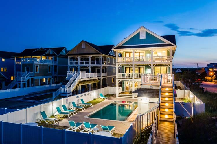 18 Bedroom Outer Banks Vacation Rentals
