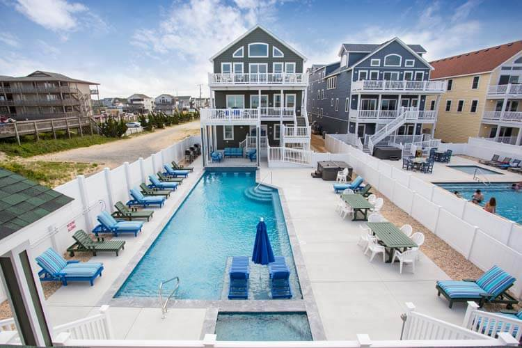 20 Bedroom Outer Banks Vacation Rentals