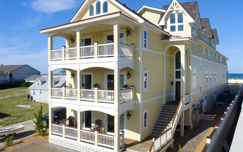 22 Bedroom Outer Banks Vacation Rentals