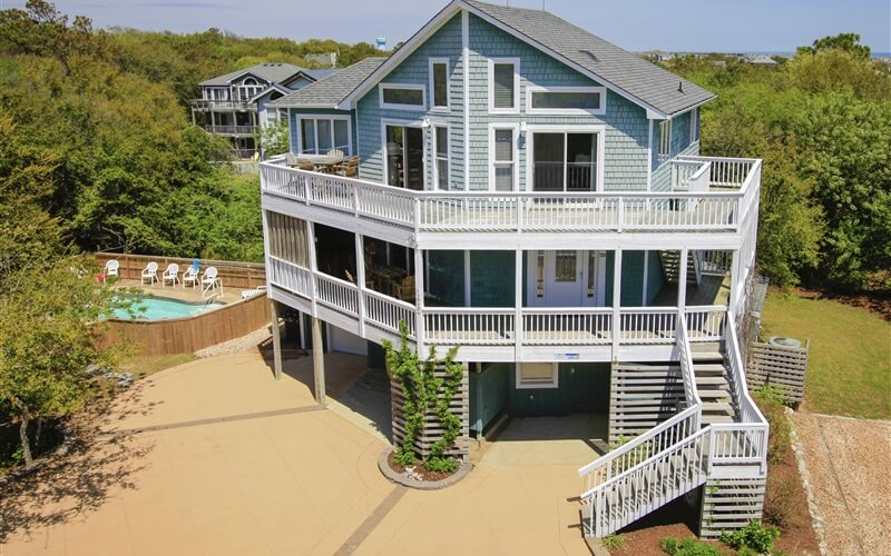 5 Bedroom Outer Banks Vacation Rentals