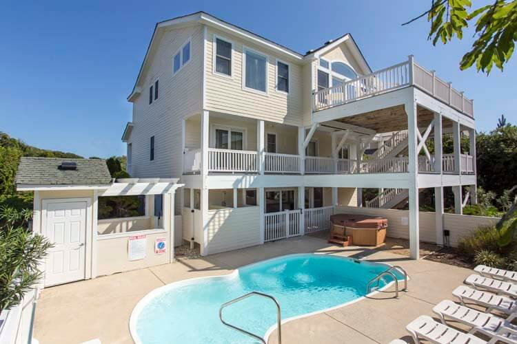 6 Bedroom Outer Banks Vacation Rentals