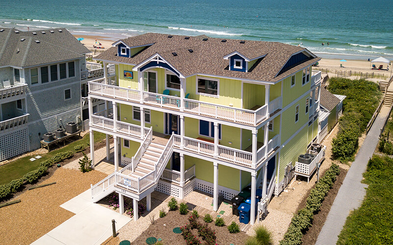 7 Bedroom Outer Banks Vacation Rentals