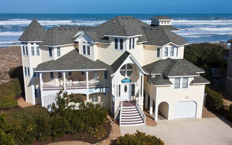 9 Bedroom Outer Banks Vacation Rentals